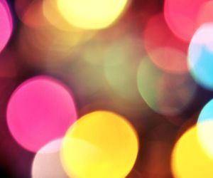 bokeh, color, and evening image