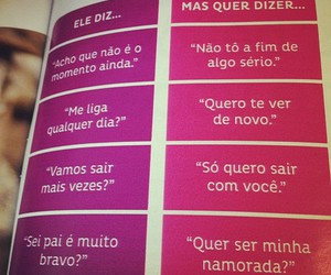 capricho, texto, and mands image