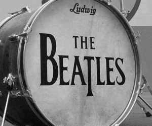 the beatles, music, and hipster image