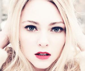Annasophia Robb, blonde, and white image