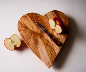 cutting board, hand crafted, and rustic image