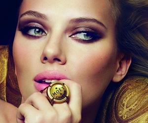 beauty, smokey eye, and makeup image