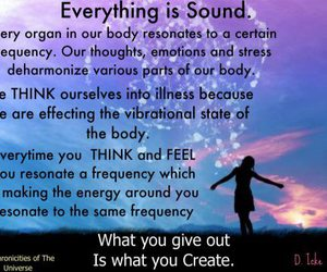 feelings, health, and vibration image