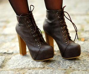 dubtrackfm, shoes, and black image