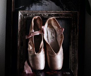 vintage, ballet, and books image
