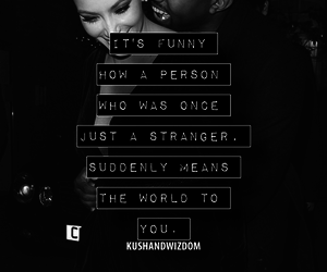 quote, couple, and kanye west image
