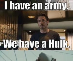 funny, Hulk, and loki image