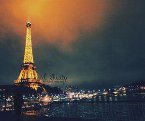 beautiful, bokeh, and city light image