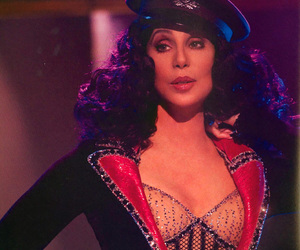 beautiful, burlesque, and cher image