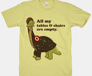 dinosaur, funny, and les miserables image