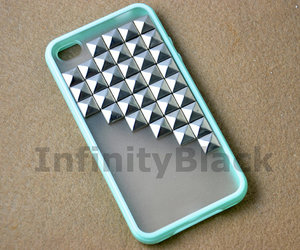 case, iphone, and studs image