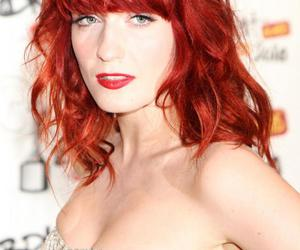beautiful, florence and the machine, and smile image