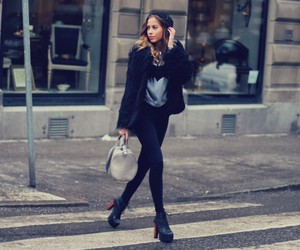 kenza, fashion, and outfit image