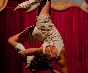 circus and trapeze image