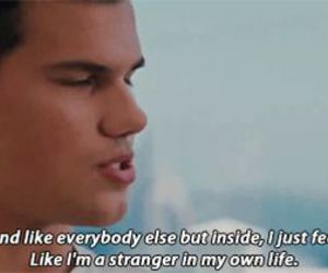 beautiful, stranger, and Taylor Lautner image