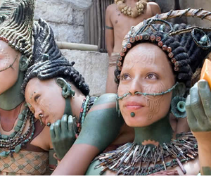 beauty and apocalypto image