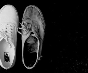 vans, shoes, and new image