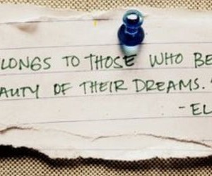 dreams, eleanor roosevelt, and future image