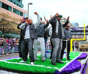 baltimore, champions, and float image