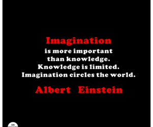 Albert Einstein, quotes, and inspiration image