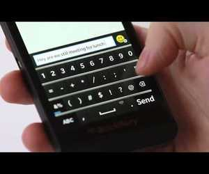 rogers and bell and blackberry z10 image