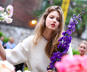 beauty and lindsey wixson image