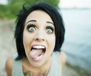 girl, phoebe dykstra, and tattoo image