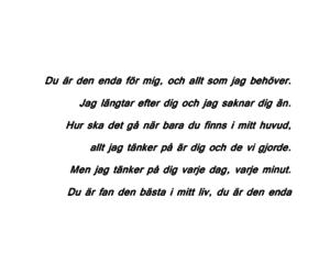 Lyrics, svenska, and text image