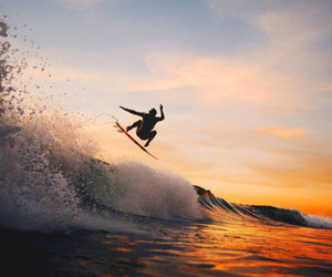 awesome, guy, and surf image