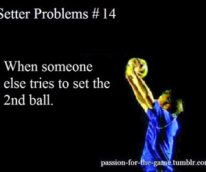 love it, problem, and volley image