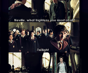 harry potter, lol, and Matthew Lewis image