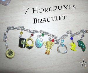 harry potter, bracelet, and horcruxes image