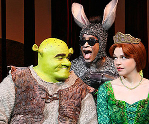 musical, donkey, and fiona image