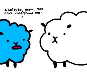 sheep and cute image