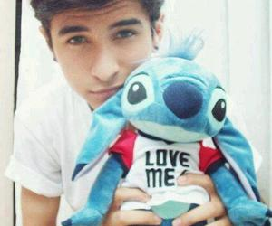 boy, stitch, and Hot image
