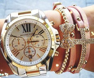 accessories, watch, and fashion image