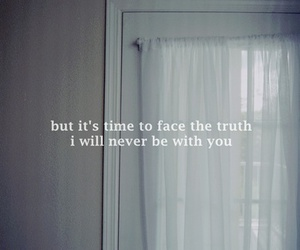 quote, truth, and text image