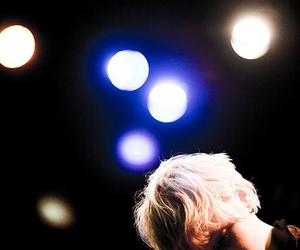 Laura Marling and lights image