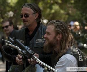 opie, sons of anarchy, and ryan hurst image