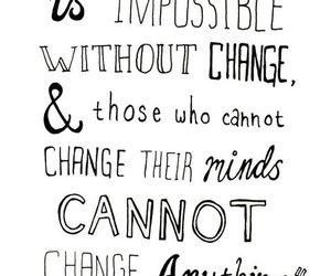 change, impossible, and live image