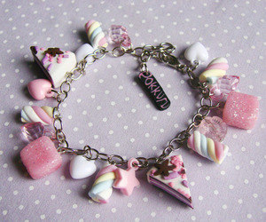 bracelet, cute, and candy image