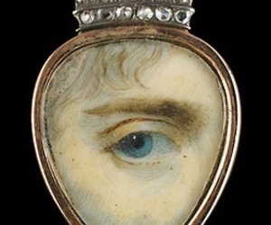 antique, jewelry, and painting image