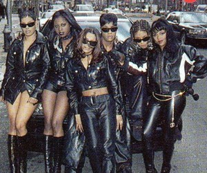 Lil Kim, total, and foxy brown image