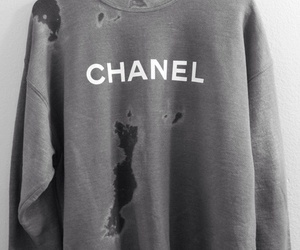 chanel, fashion, and black and white image