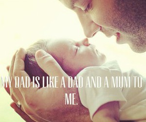 dad, hero, and I Love You image