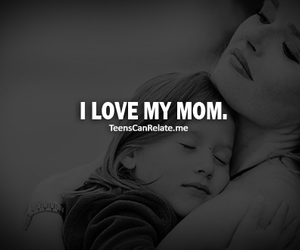 mom, love, and tumblr image