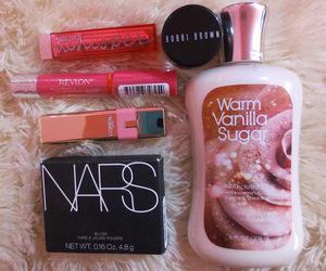 blush, lipgloss, and nars image