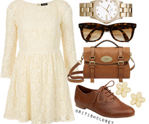 fashion, mulberry, and outfit image