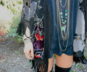 fashion, indie, and fringe image