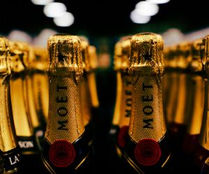 luxury, beautiful, and champagne image